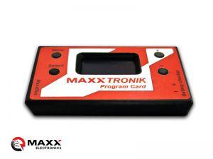 MXK-1002 MAXX Flybarless System Programm Card