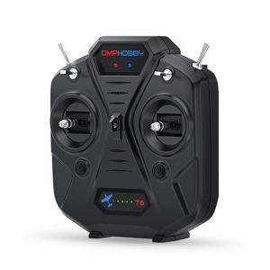 OMP T6 6ch Mode 2 radio