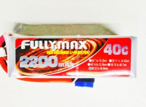Fullymax 6S 2200mah 40C