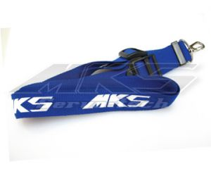MKS RADIO STRAP(blue)