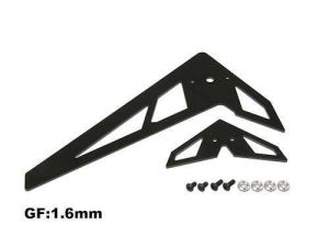 X5 Fiber Fin and Tail(1.6mm)