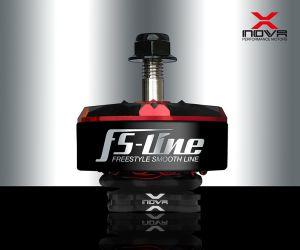 NEW! Xnova 2207 freestyle smooth line 1700kv motor single