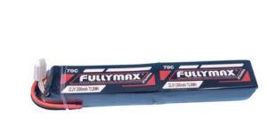 FULLYMAX 12S 3300mAh 44.4V 70C Lipo Battery Pack