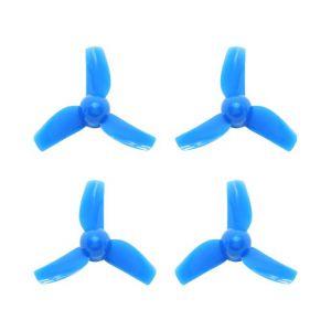 Blue 31mm 3-blade Micro Whoop Propellers (1 Sets)