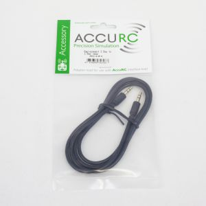 AC101 - Replacement 3.5mm to 3.5mm 1.2m Transmitter extension lead