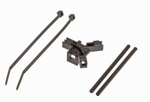 04954 ANTENNA SUPPORT FOR TAILBOOM, BLACK