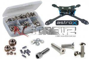 ast001 - AstroX XS Switch/Exact Stainless Screw Kit