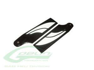 TAIL BLADES 70 MM