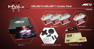 HBL960*3/990*1 COMBO