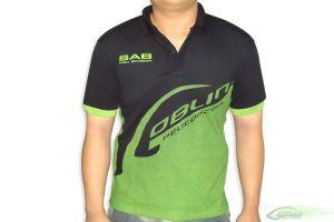 SAB HELI DIVISION Black Polo - Size L