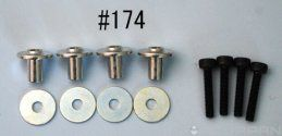Grommet Spacers For 90FS