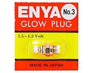 Enya # 3 Glow Plug