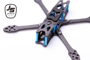 AstroX J5 Freestyle Frame kit grey Full Plastic Kit