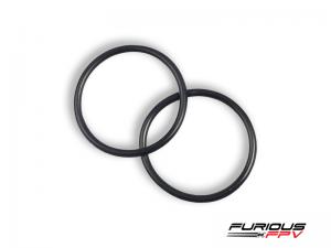 Furious FPV Battery strap 20x23x1.5mm (4pcs)