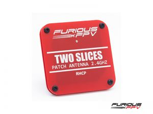 Furious FPV - Two Slices PATCH 2.4G RHCP