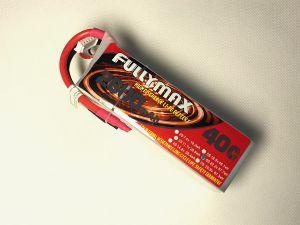 Fullymax 6S 2600mah 40C