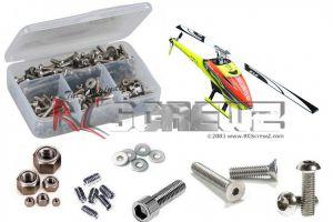 gob005 - Goblin 570 Heli Stainless Steel Screw Kit