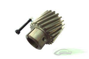 H0125 New upgrade Steel Pinion M2.5 - Goblin 630/700