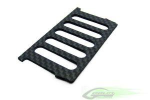 H0042 Carbon Fiber Battery Protection - Goblin 630/700
