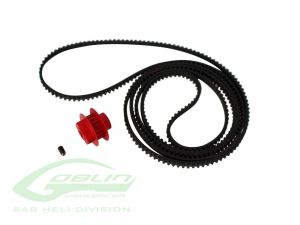 H0782-18-S - PULLEY 18T