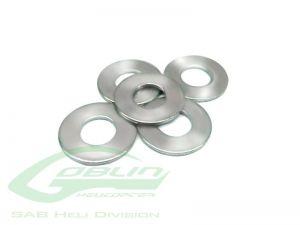 HC193-S STEEL WASHER 6,1 X 12 X 1MM (5PCS)