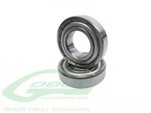 ABEC-5 Bearing Ø8 x Ø16 x 5(2pcs) - Goblin 500/570