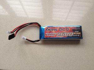 2S1P 2600mAh 7.4v 3C Lipo TX/RX