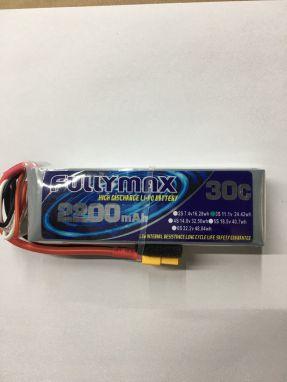 Fullymax 3S 2200mah 30C