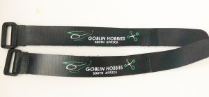 GOBLIN HOBBIES Rubber coated Strap Small