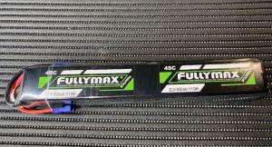 FULLYMAX 12S 5000mAh 44.4V 45-90C Lipo battery pack
