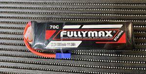 Fullymax 6S 5000mah 70C
