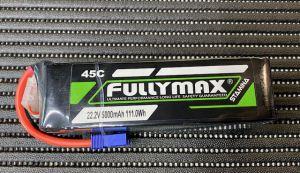 Fullymax 6S 5000mah 45C
