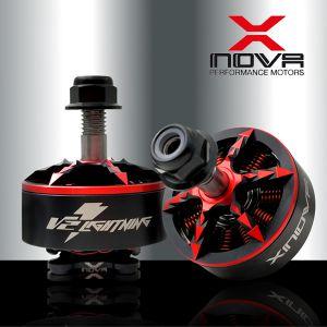 NEW! Xnova 2208 V2N LIGHTNING 1700kv motor combo