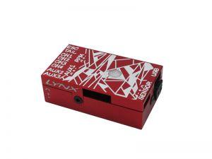 LX3060-7 - VBAR NEO V2 Alu Case - Red - Digital Cracks