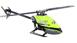 OMP M1 RC Helicopter YELLOW