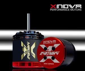 NEW! Xnova LIGHTNING 4025-560KV 3Y series
