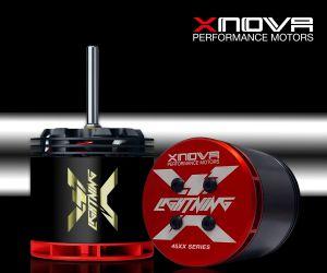 NEW! LIGHTNING 4525 Motor series Xnova 4525-530kv Shaft A