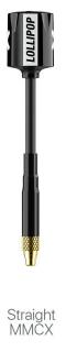 Foxeer 5.8G Micro Lollipop 2.5dBi High Gain Super Tiny FPV Omni Antenna MMCX
