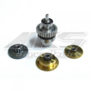 Servo Metal Gears Package  (For DS92A+, DS93)