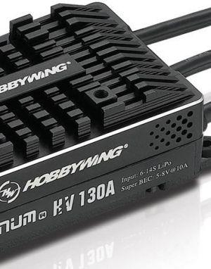Platinum PRO 130A HV ESC V4 Series