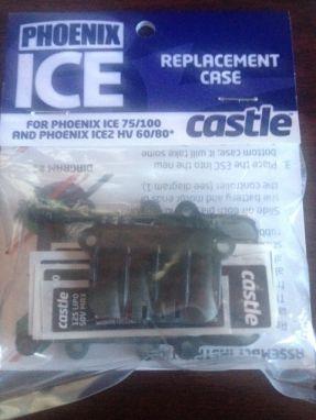 Castle Replacement Case edge 160