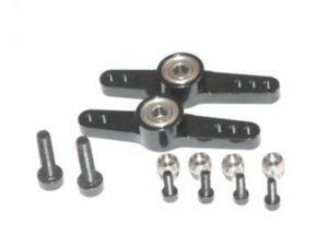 RF50911-SS OUTRAGE Aluminum Upper Mixing Arm Assembly - Velocity 50N2/ Fusion 50