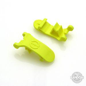 Skid Clamp latch Goblin 500 Yellow