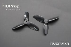 HQprop Black T2.5x3.5x3 PC Propeller Set of 4