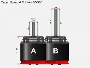 Xnova 50xx shaft A