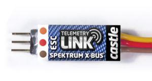Telemetry Link for Spektrum X-Bus