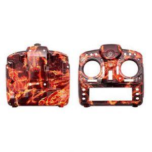 FrSky Taranis X9D Plus Plastic Shell Blazing Skull