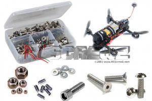 vec001 - Vector VQ250 V.1 Quad Stainless Screw Kit