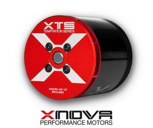 X-Nova XTS 4530-480kv 5+5YY (1.4mm thick wire)