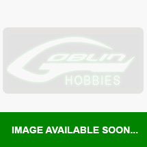 Gemfan Flash 2540 Durable 3 Blade (Black) - Set of 8
